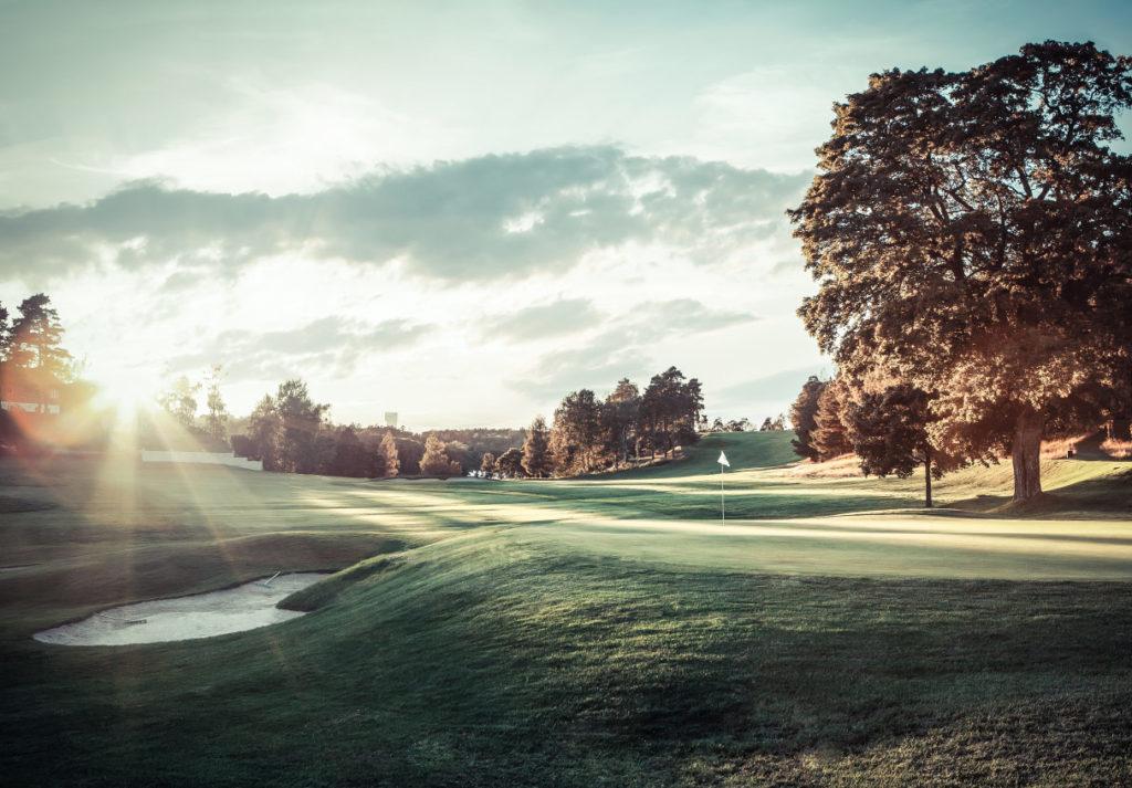 Kevingebanan - Stockholms golfklubb