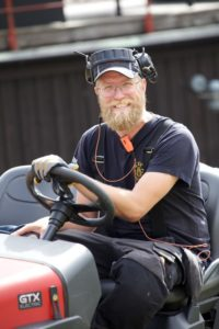 Andreas banchef Stockholms Golfklubb