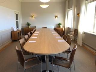 Konferensrum på Stockholms Golfklubb